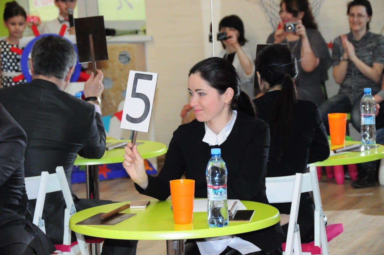Конкурс красоты Харизматичные дети в семейном клубе Маняня в Перово
