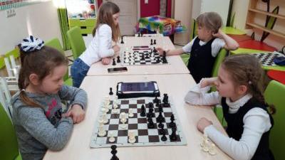шахматы в перово семейный клуб Маняня